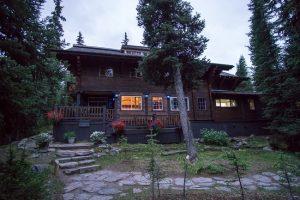 lake Ohara lodging