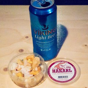 Iceland Travel Fermented Fish