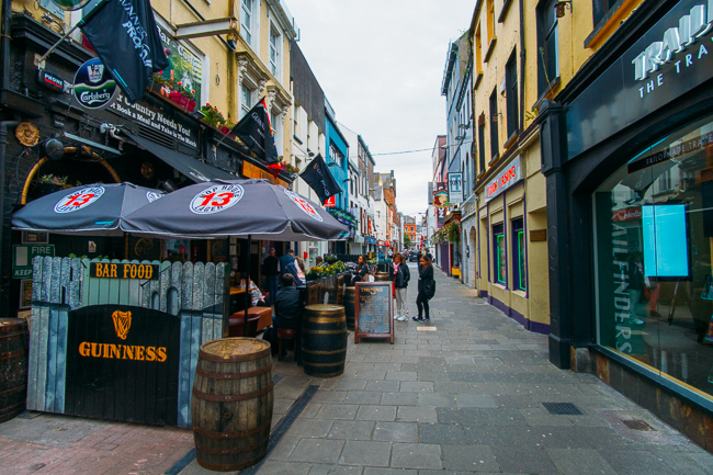 Things to do in downtown Cork Ireland