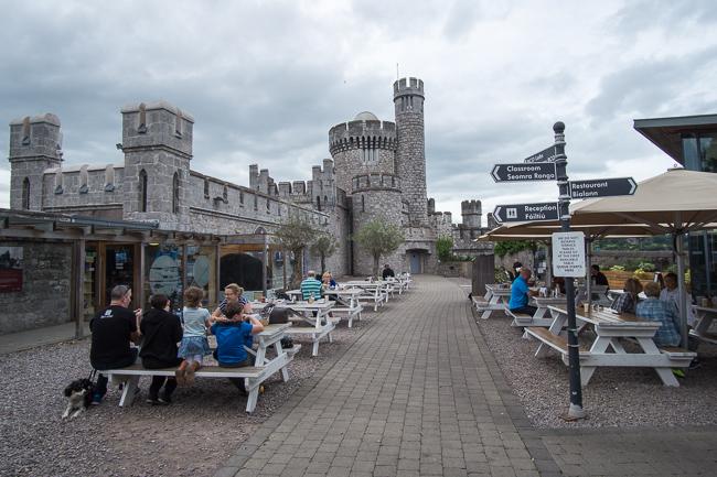 Things to see cork ireland Blackrock castle