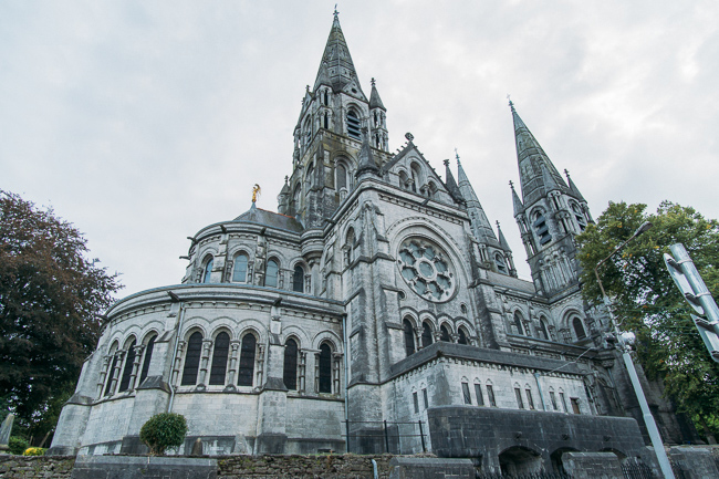 Things to see cork ireland Saint Fin Barre's Cathedral