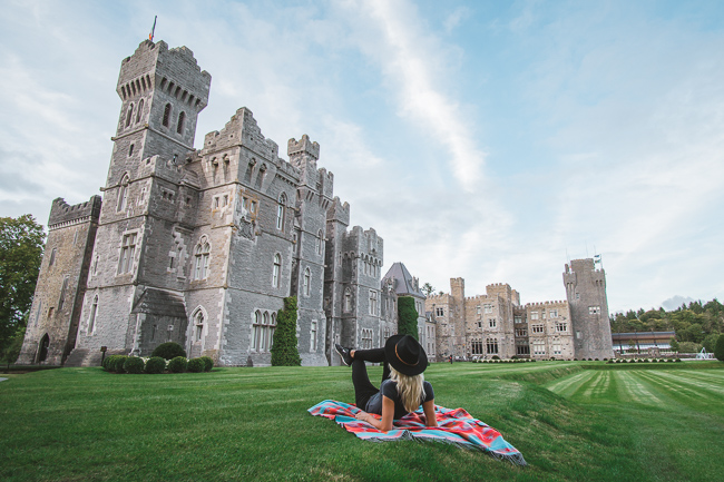 ireland things to see ashford castle