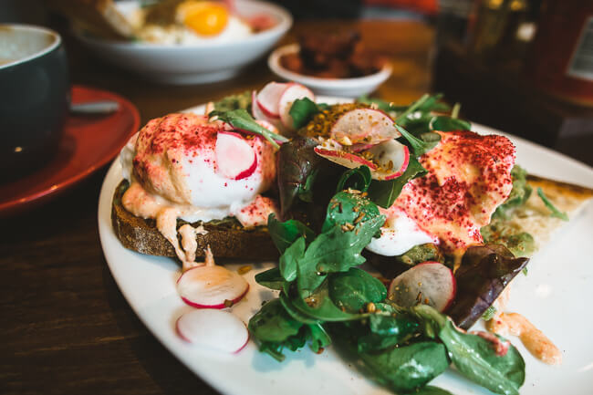 places to eat downtown Dublin Brother Hubbard