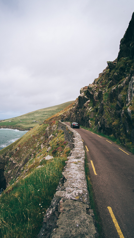 slea head drive ireland road trip dingle peninsula