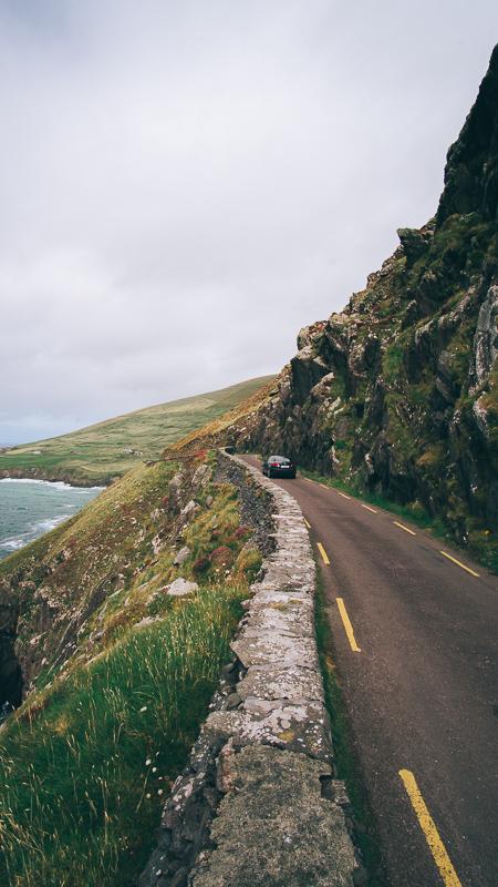 slea head drive ireland road trip dingle peninsula
