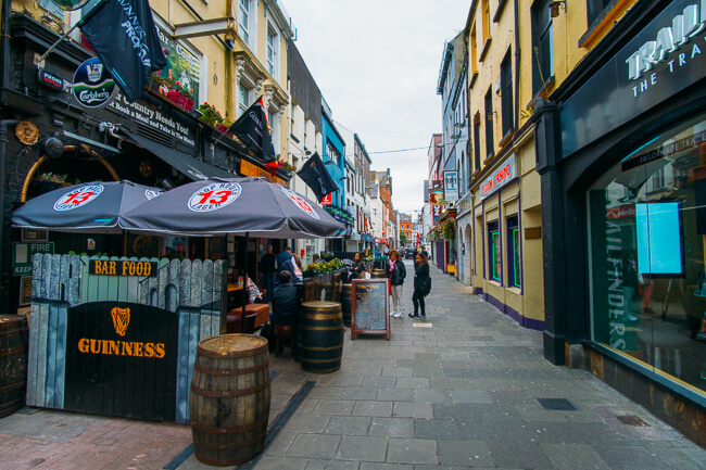 things to do in Ireland Downtown Cork