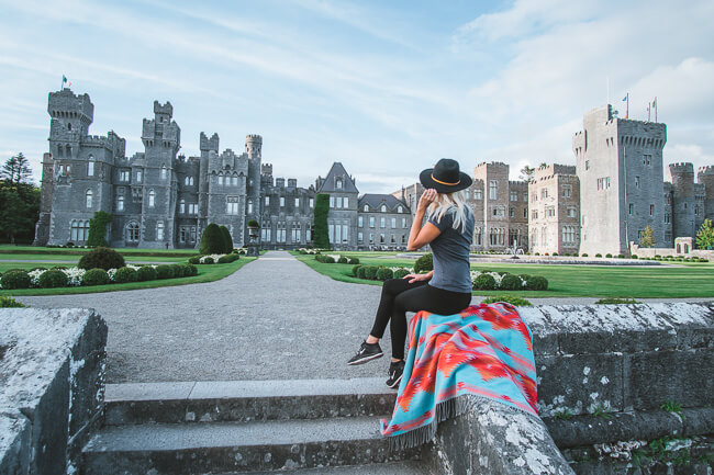 things to see and do Ireland Ashford Castle
