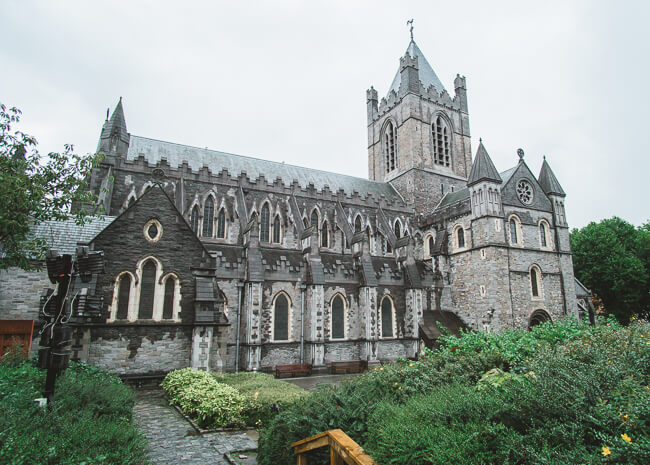 things to see and do in Ireland Dublin