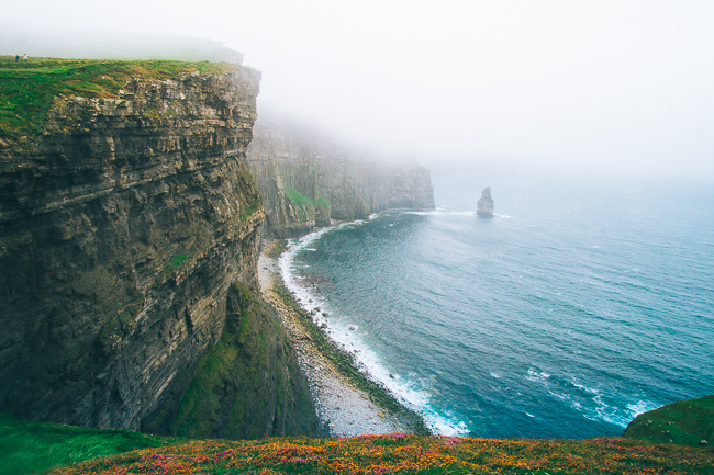 things to see ireland cliffs of moher