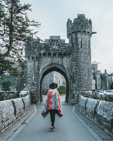 travel itenerary castles ireland things to do ashford castle