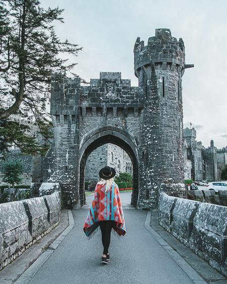 travel itenerary castles ireland things to do ashford castle