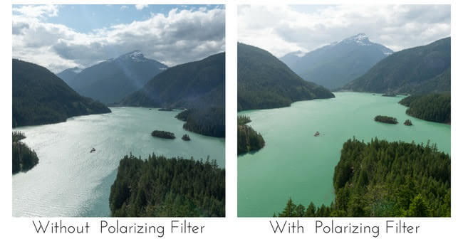 Best polarizing lens for social media photos