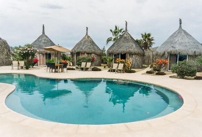 baja california resorts cerritos surf town eco bungalows mexico