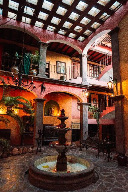 baja california travel hotels mexico