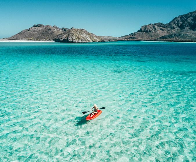 top things to do in baja california balandra beach la paz mexico
