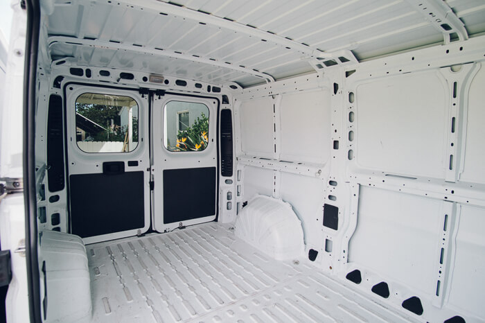 van to campervan conversion ideas