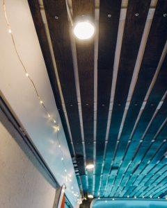 ram promaster van conversion lights