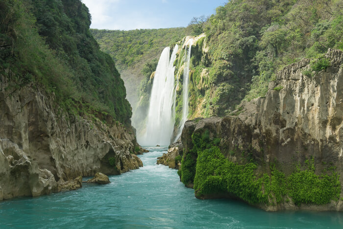 tamul waterfall tamasopo san luis potosi huasteca potosina