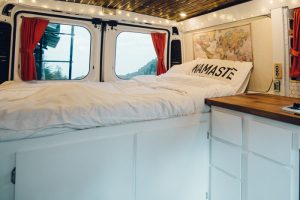 amazing diy promaster campervan conversion guide