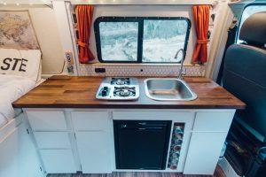 best diy promaster campervan conversion guide