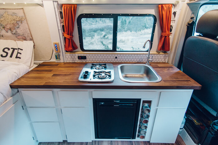 DIY Promaster Campervan Conversion Guide - Part II