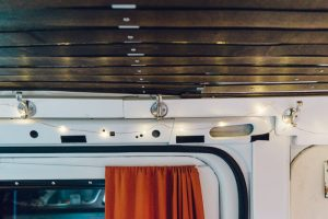 custom built promaster camper van