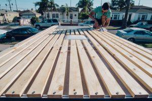 custom roof rack diy campervan conversion