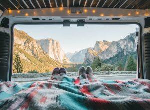 how to convert promaster van into a campervan
