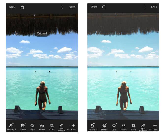 Best app for filters - Polarr