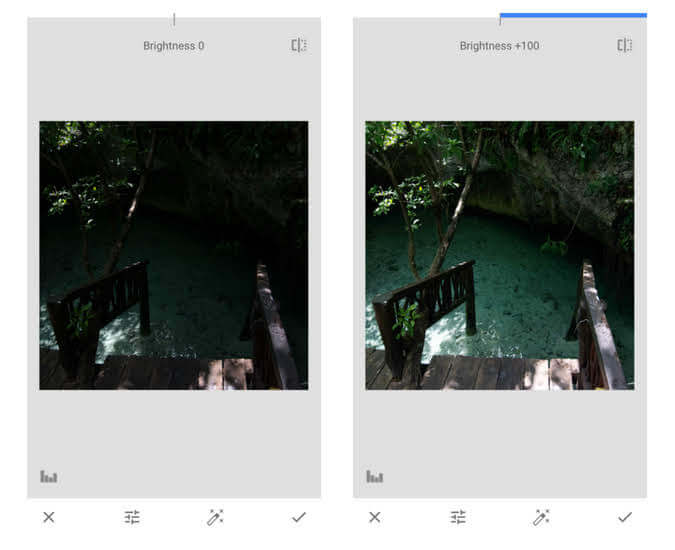 Best photo editing app for Android - Snapseed