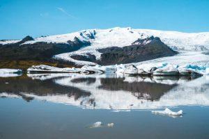 Fjallsárlón Glacier Lagoon Iceland