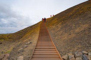 Saxholl Volcano Iceland Snæfellsnes peninsula