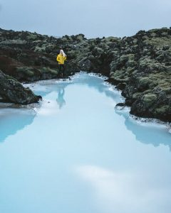 iceland blue lagoon secret lagoon summer