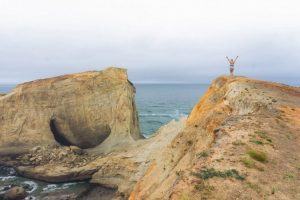 Oregon Coast Guide - Cape Kiwanda