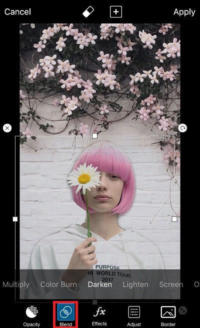 how to edit best photo picsart