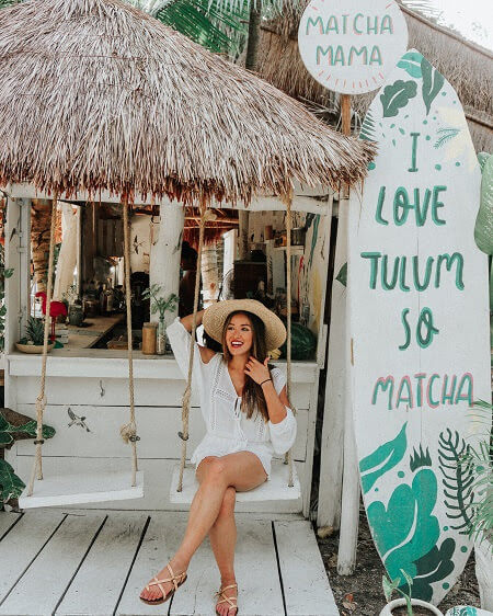 alternative mexico vacations matcha mama tulum