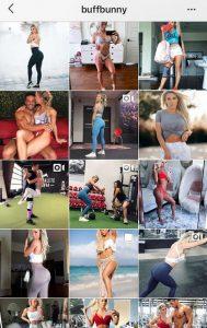 instagram feed theme ideas instagram fitness theme