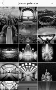 instagram theme ideas black and white instagram theme