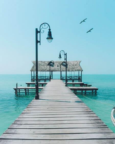 less traveled mexico beaches isla aguada mexico
