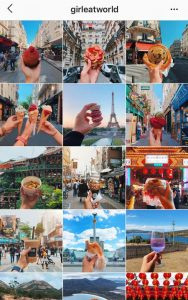 lyfestyle instagram themes foodie theme