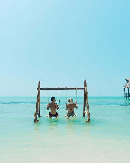 mexico undiscovered beaches isla aguada campeche