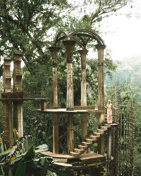 unique places to visit in mexico las pozas edward james surrealist garden xilitla