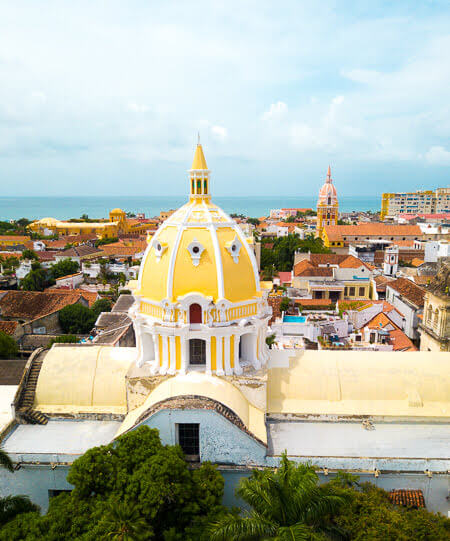 Things To Do Cartagena Colombia Walled City Old Town Historical Center