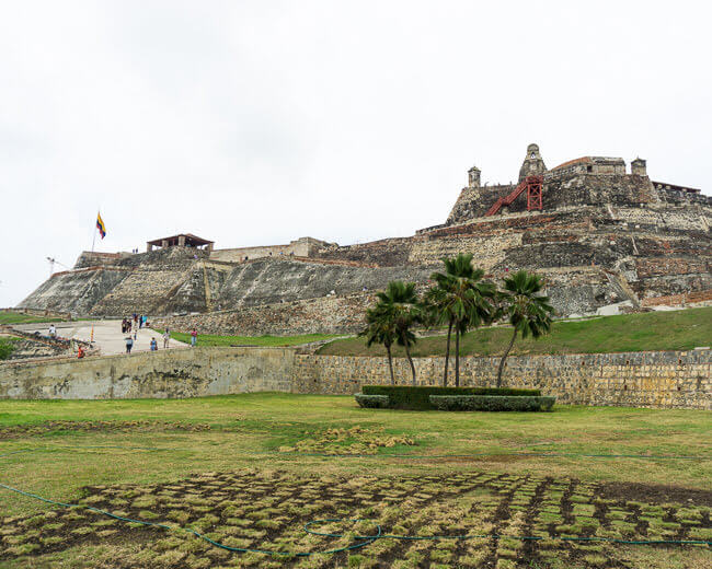 Things To Do In Cartagena Colombia Castillo San Felipe De Barajas