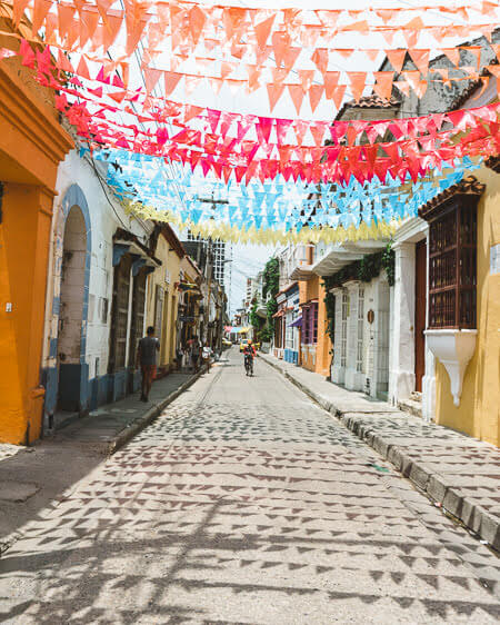 Things To Do In Cartagena Colombia Getsemani neighbourhood