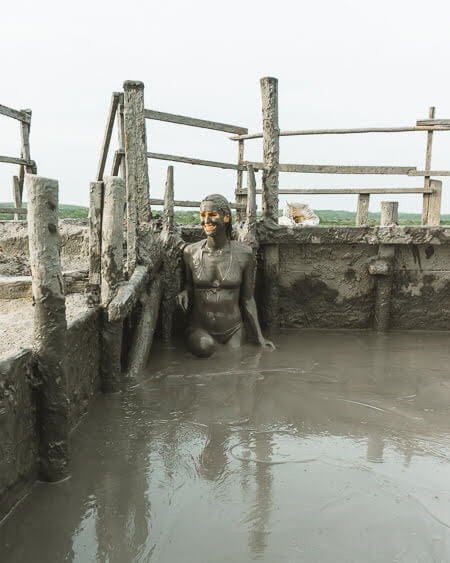 Things To Do In Cartagena Colombia Mud Bath Totumo Volcano