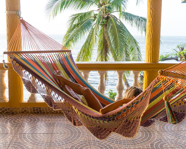 van life tips van living tips ometepe island nicaragua