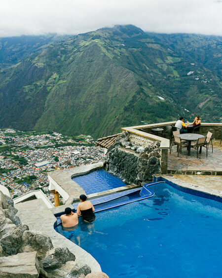 Things To Do in Banos Ecuador Luna Volcan Adventure Spa