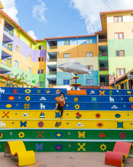 Top Things To See And Do In Colombia Guatape Plaza