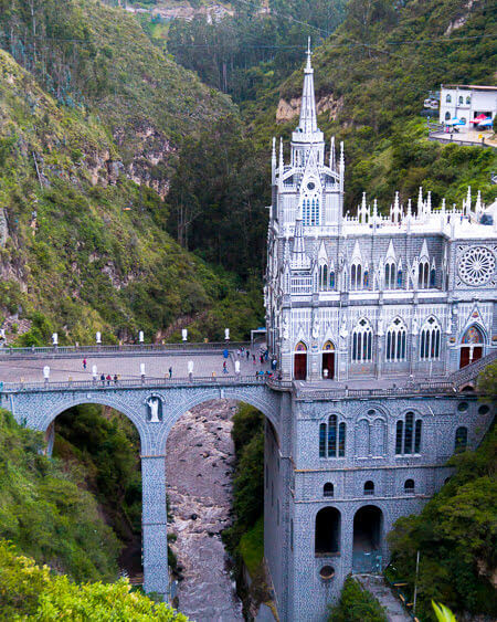 Top Things To See And Do In Colombia Santuario De Las Lajas